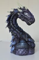 Dragon Bust - Gatekeeper by dcX1991