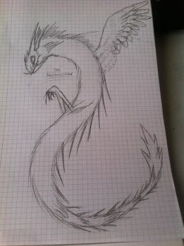 Mountainstinger ? by Fireblaze625