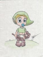 Baby Link by Twinkie5000