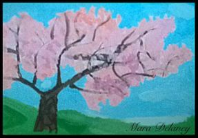 Cherry Blossom Tree by Fanficlover59039000