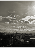 Cloudy Day in Glasgow by IoannisCleary