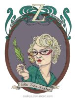 Rita Skeeter by CoalRye