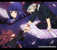umineko +Dead angle+ by aidmoon