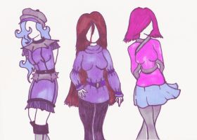 Outfit Concepts by TheFlyinFerret