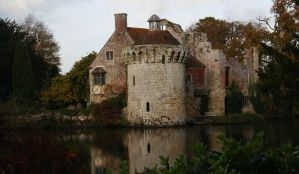 Scotney Castle 21 - Stock by GothicBohemianStock
