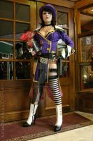 Mad Moxxi Cosplay: AWA 2014 by AtemuMustang
