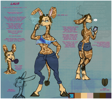 Laur redesign 2k16 by Nefepants