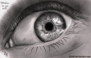 Eye Practice IV. by Kresli