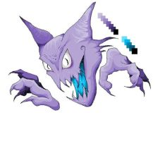 Haunter by FireStump