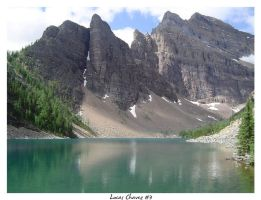 Lake Agnes by LucasChavez3