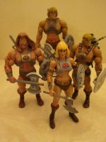 Masters of the Universe by efrece