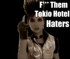 F the haters by XxLovesTokioHotelxX