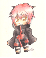 Sasori of the Red Sand by Tsiomi