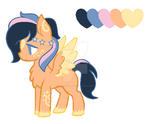 Color palette Adopt 2 by WasatGemini
