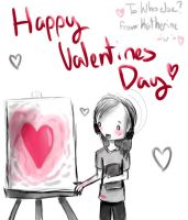 My Valentine Gift by The-Booboochus