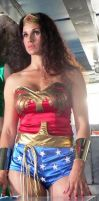 Wonder Woman Cosplay by downtowndave