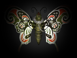 Caterbutterfly, release by tombraider4ever