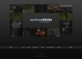 p.o. photography - portfolio website by jankroleu