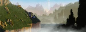 BFAShow14: City in the Clouds by CheiftainMaelgwyn
