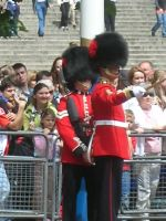 Guards officer by photodash