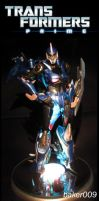 Transformers Prime ARCEE Lighting by Baker009