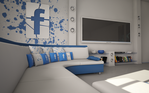 FB Living room second view by slographic
