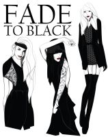 FADE TO BLACK by Nazgrelle
