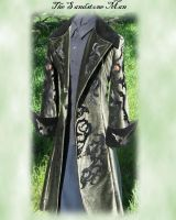 Nouveau Steel velvet frockcoat by TheSandstoneMan