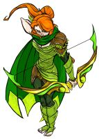Dota 2 Windrunner by JimESC