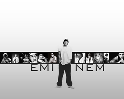 Eminem FanWallpaper by thepacslife