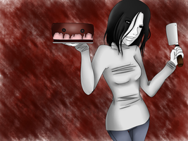 Happy birthday from Jef---Jess the Killer :D by Epitaph-Of-Silence
