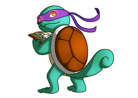 Donatello by GrimmArtworks