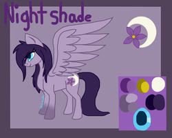 Nightshade by AutumnMiracles