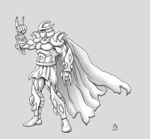 Shredder by PhillGonzo