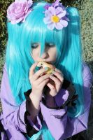 Dreaming little Bird Cosplay by HaLfGOsTMiKuCosplay
