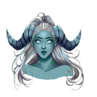 Draenei by DinaConcept
