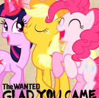 (TS/AJ/PP) Glad You Came - The Wanted by ShiningDiamonds