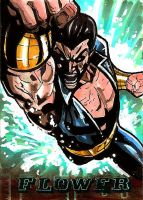 Namor Sketchcard Commission by Sigint