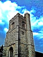 Bell Tower by RecycledGenius