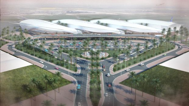 Abha Airport Proposal 4 by M-Salman
