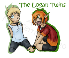 The Logan Twins by TallestSky