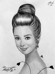 Audrey by George-B-Art