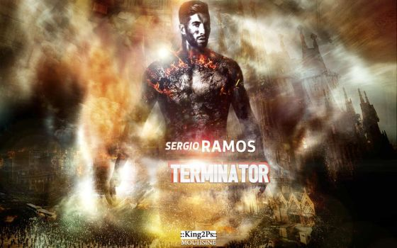 Sergio Ramos by King2Ps
