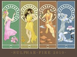 The Mucha Kitchen 2010 by Sulphar-Fire