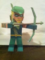 Green Arrow by wackywelsh