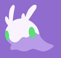 Goomy Desktop Wallpaper by WinterTheDragoness