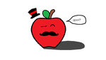 FRENCH APPLE by Newgrounds-People