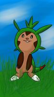 Chespin by amauric