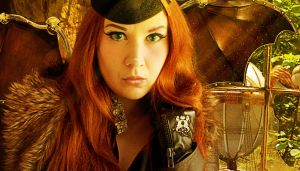The Aviator Detail 1 by amethystmstock