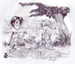 Spring Picnic by CorpseBrideFans